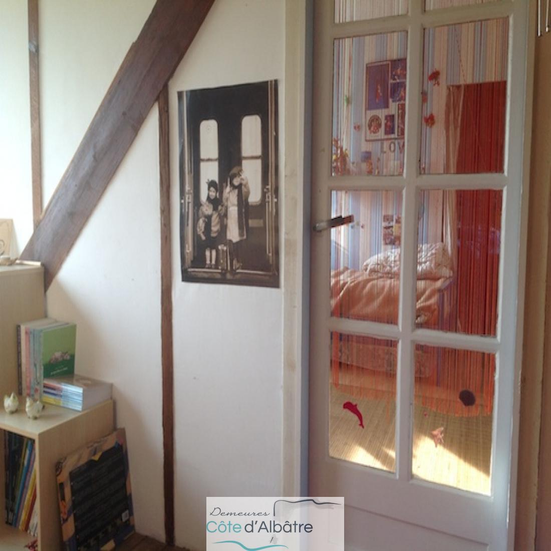palier, accès chambre étage