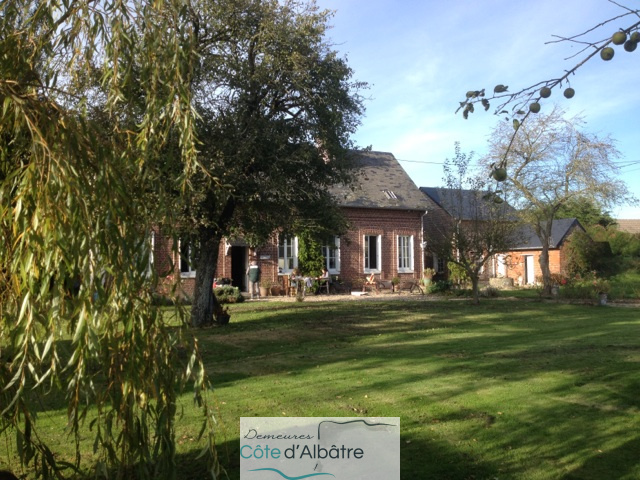 Vente maison de charme proche mer 2 kms des petites dalles - Maison de charme perche ...