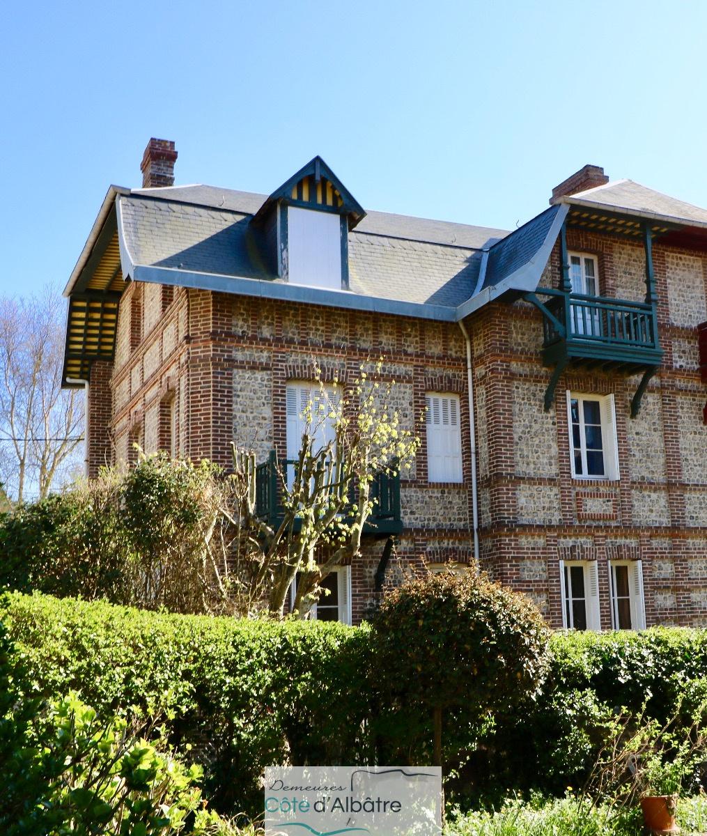 Vente Appartements Maisons Et Villas à Montreuil Paris: Vente VILLA BALNÉAIRE DÉBUT 20ÈME, VUE MER, LES PETITES
