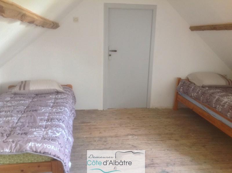 2ème chambre plancher bois