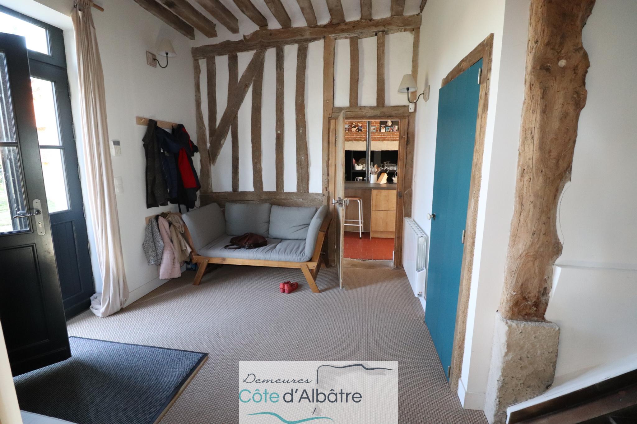 Vente Maison De Maitre 18 Eme Briques Proche Dieppe 3 Km De La Mer A Vendre 76 Haute Normandie Demeure Cote D Albatr